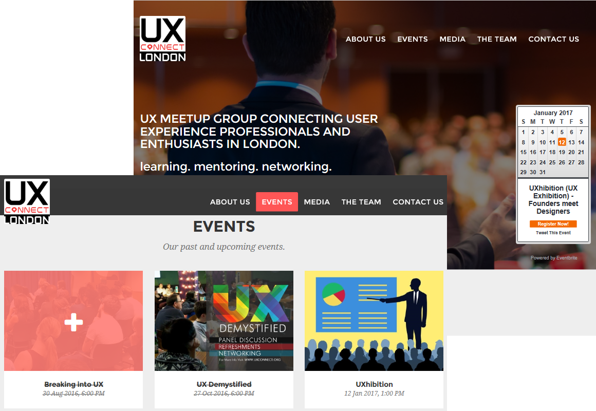 UX Connect